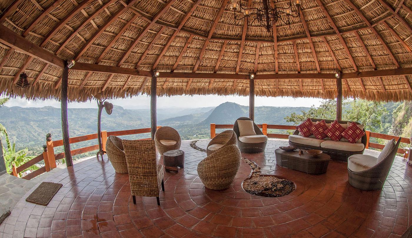 En Hotel Cantil hay opciones para la relajación y la paz.